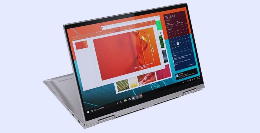 Best Touchscreen Laptop - HP Envy X360