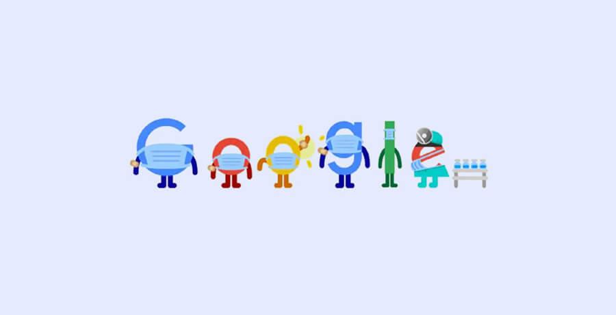Covid Google