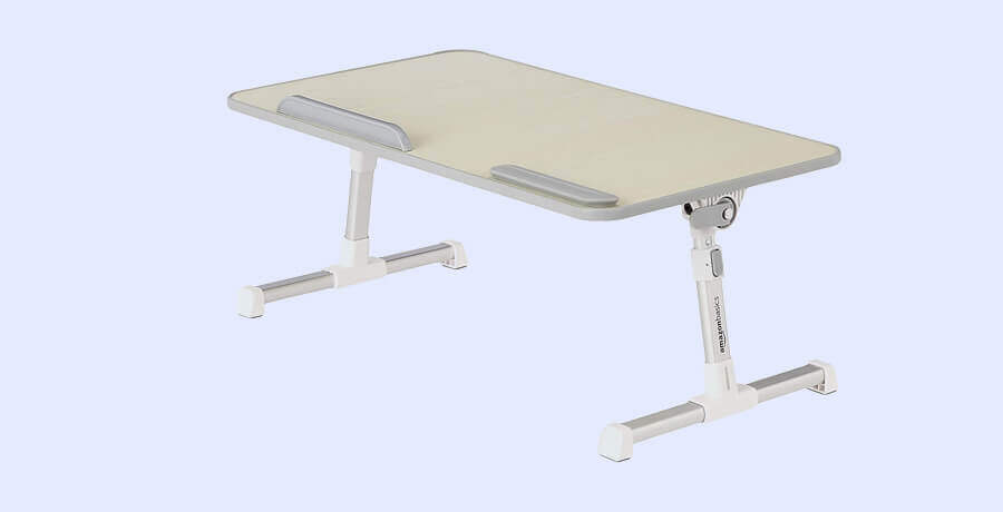 Laptop Stands In 2021 - Amazon Basics Adjustable