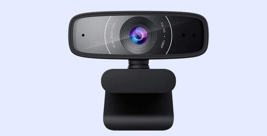 Work From Home For Designer - Asus Webcam