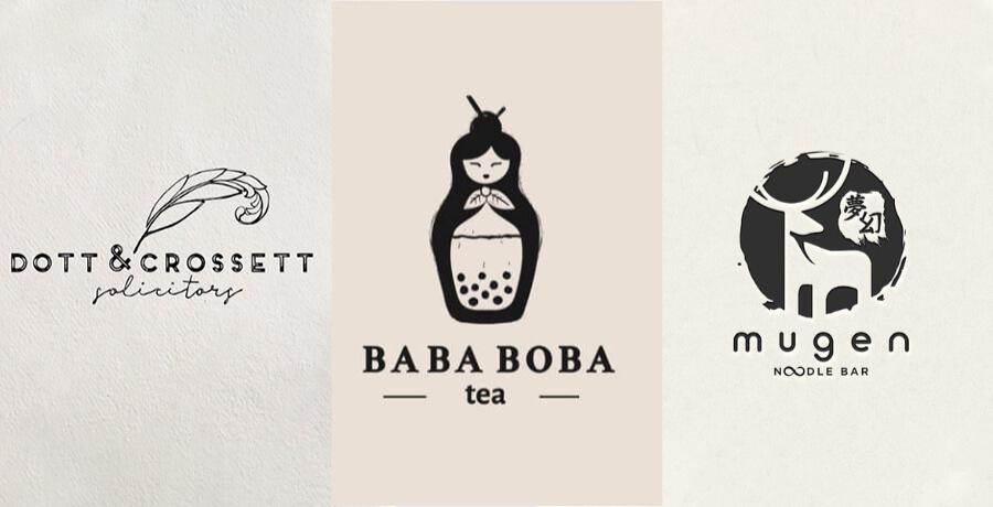 Logo Trends - Baba Boba