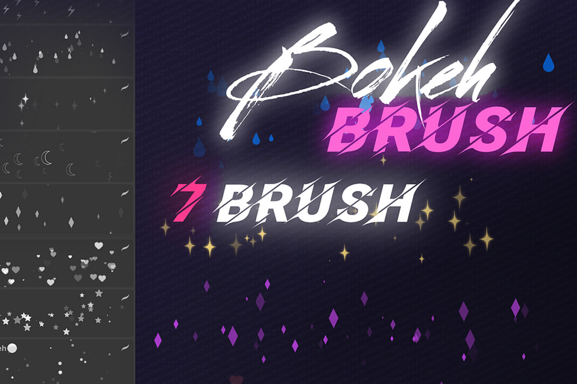 Procreate Texture Brush -