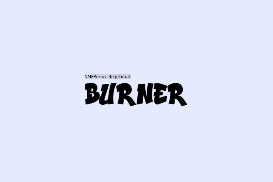 Free Graffiti - Burner