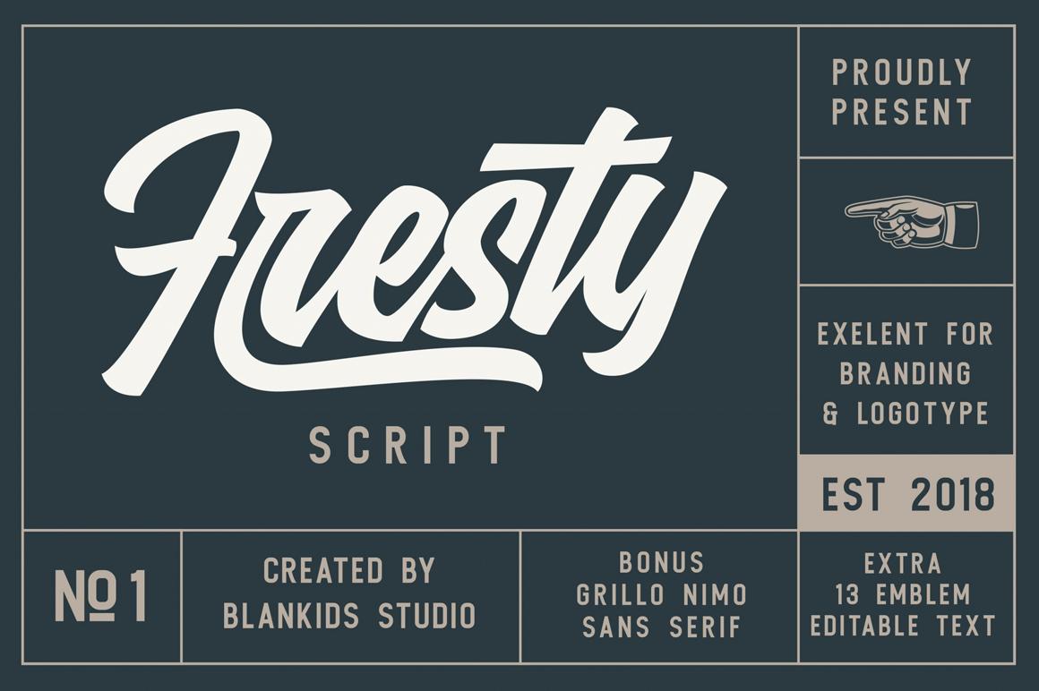 Best Graffiti Font - Freeshty