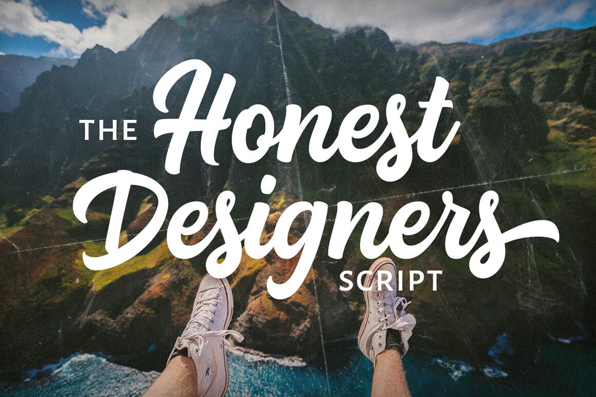 Graffiti Letters Font - The Honest Designer