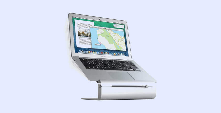 Laptop Stand - Rain Design 2