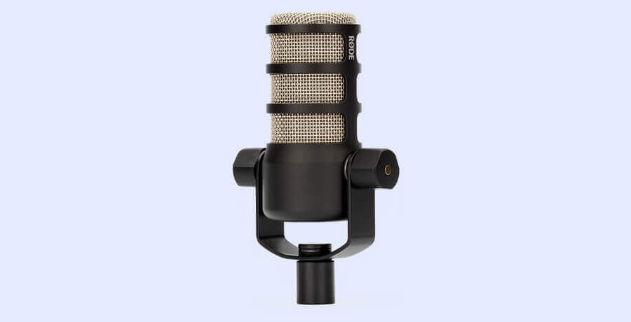 Work From Home Tool - Rode PodMic Cardioid