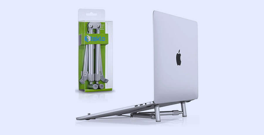 Best Laptop Stand - Steklo Laptop Stand