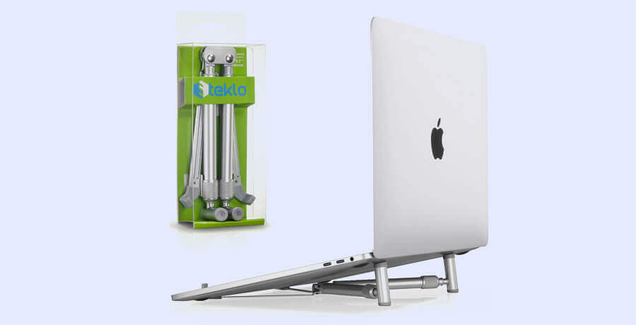 Remote Working Tool - Steklo Laptop Stand