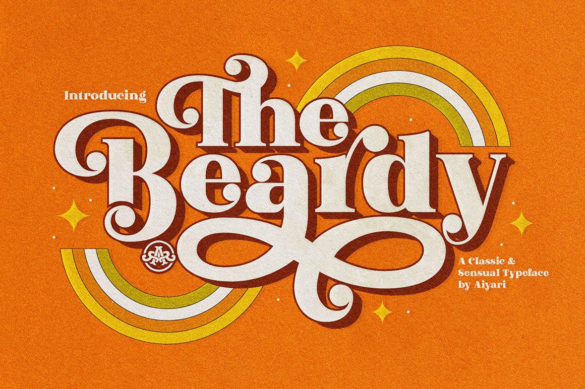 Best Graffiti Fonts - The Beardy