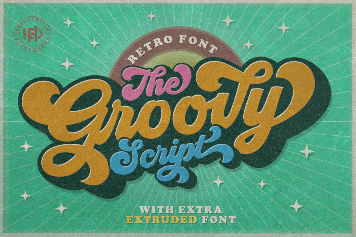 Best Graffiti Fonts - The Grooty