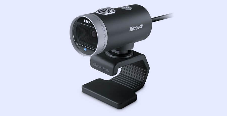 Best Webcams - Microsoft LifeCam Cinema