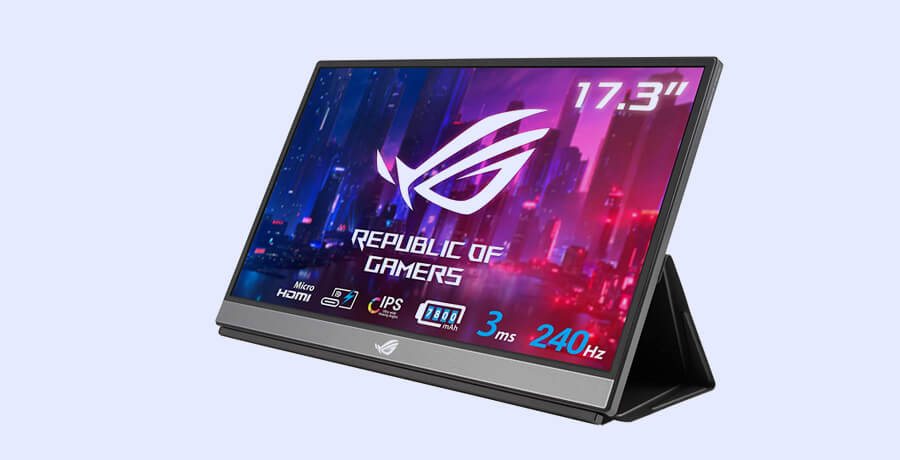 Best Portable Monitor - ASUS ROG Strix
