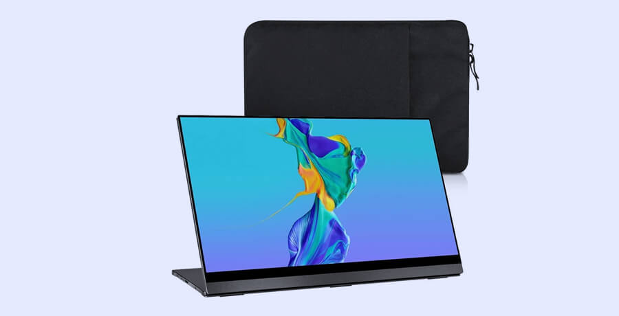 Portable Monitor For Designers - Uperfect 4K
