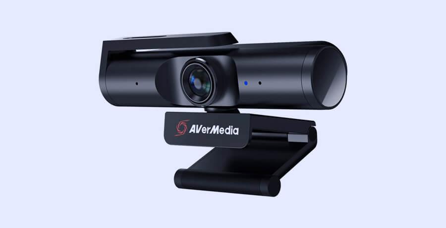 Best Webcams For Designers - AverMedia Live Streamer Cam 513