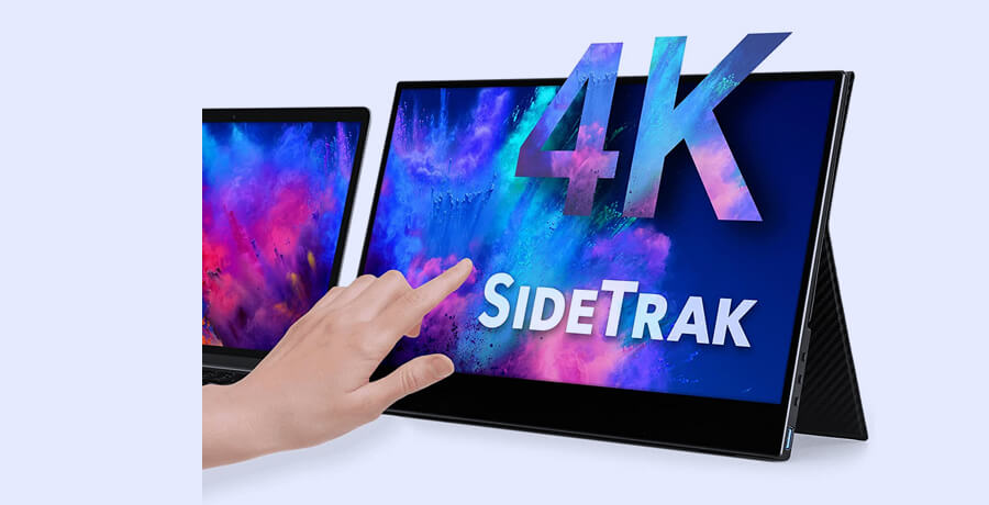 Best Portable Monitor For Designers - SideTrak Solo