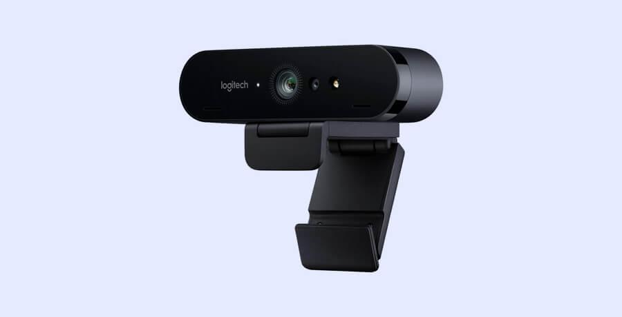 Best Webcams - Logitech Brio