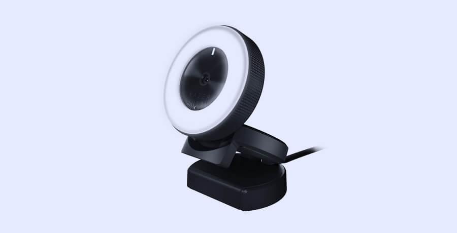 Best Webcams For Designers - Razer Kiyo