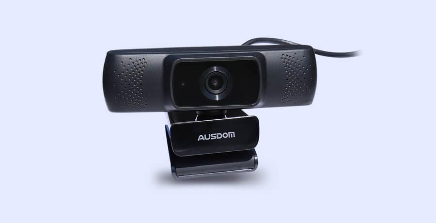 Best Webcams - Ausdom AF640