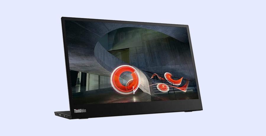 Portable Monitor - Lenovo ThinkVision M14