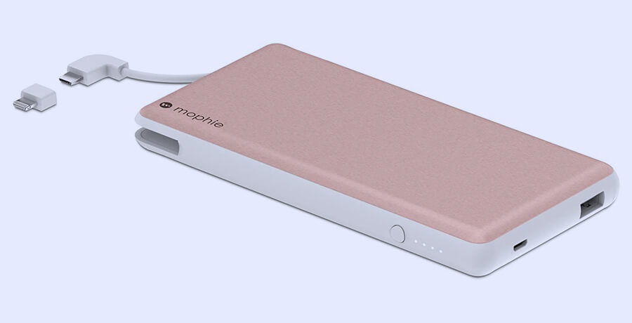 Best Power Bank For Designers - Mophie PowerStation Plus XL