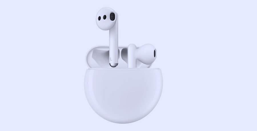 Apple Airpods Alternative - Huawei FreeBuds 3