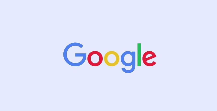 Google - Blue Logo