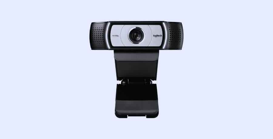 Best Webcams - Logitech C930E