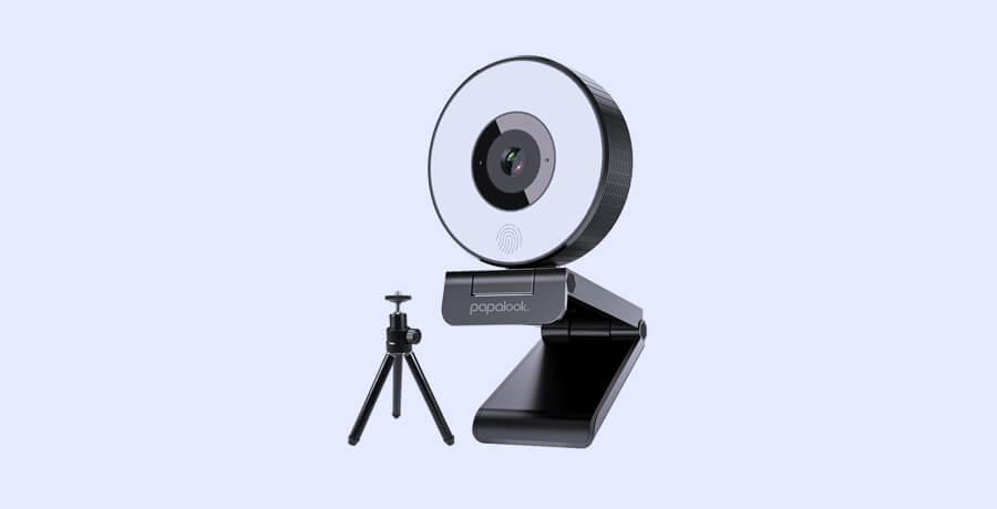 Best Webcams - Papalook PA552