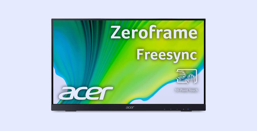 Portable Monitor - Acer UT222Q BMIP
