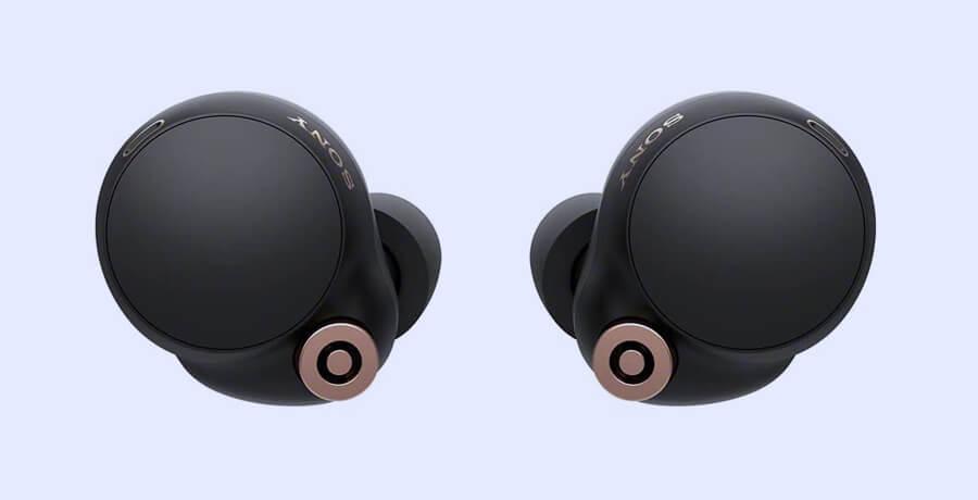 Alternative To Apple Airpods - Sony WF-1000XM4 Wireless Earbuds