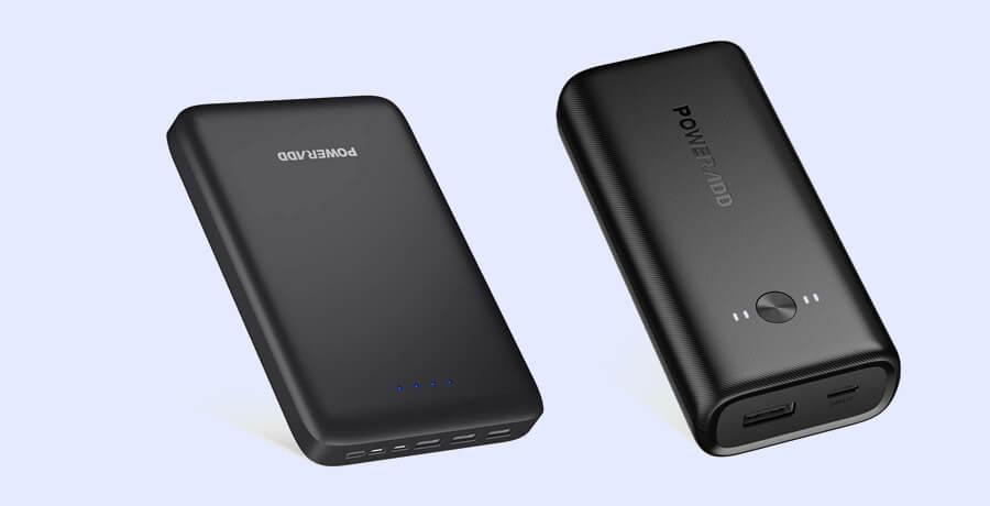 Best Portable Power Bank - POWERADD Pilot Pro3 30000mAh