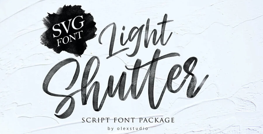 Svg Fonts For Designers -