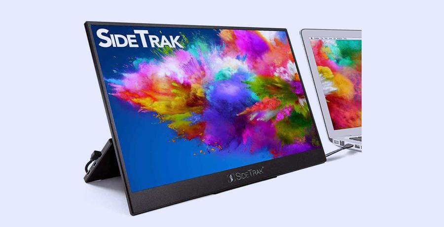Portable Monitor - SideTrak15.8