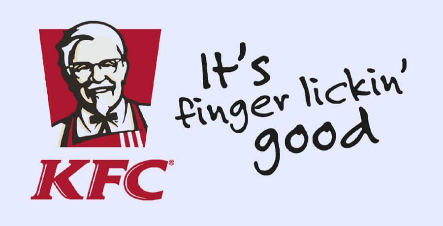 KFC - Mascot Logo Design