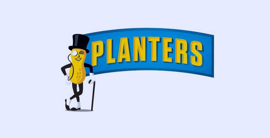 Planters - Mascot Logo Design