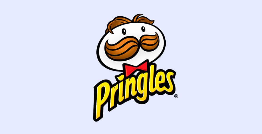 Pringles - Mascot Logo Design
