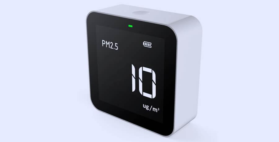 Temtop P10 Air Quality Monitor