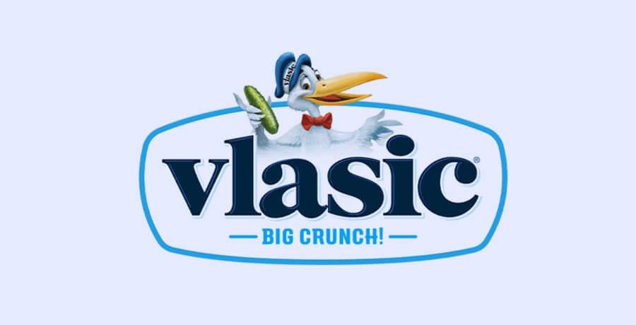Vlasic - Mascot Logo Design