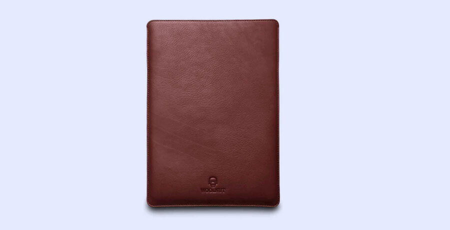 Best Macbook Air Cases - Woolnut Leather