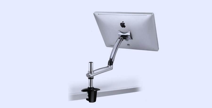 Best Monitor Arm - Cotytech Apple Desk