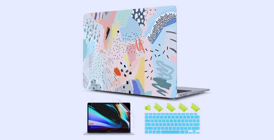 Cases For Macbook Air - Plastic Hard Case