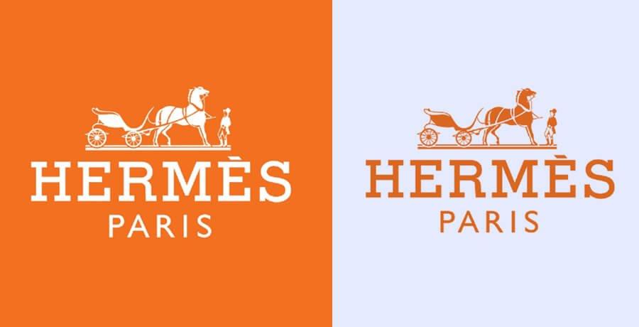 Clothing Logo Design - Hermes Paris