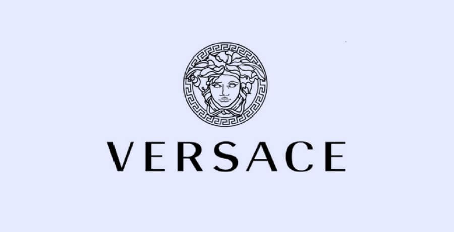 Clothing Logo Design - Versace