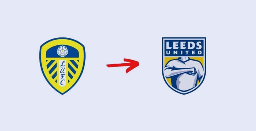 Leeds United - Logo Redesign