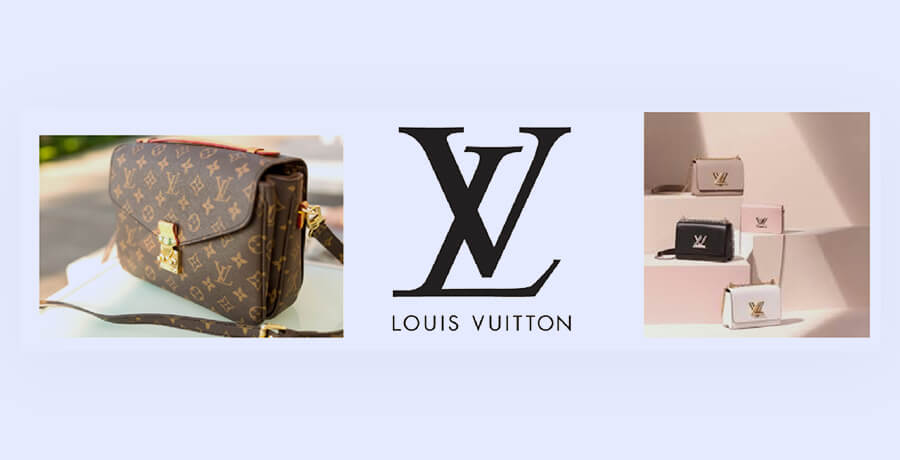 Lxurious Logo Design - Louis Vuitton