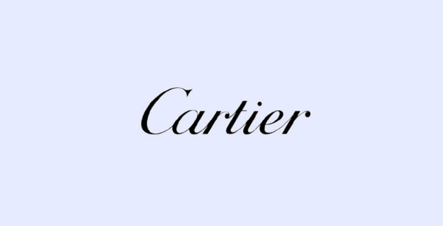 Luxury Logo Design - Cartier