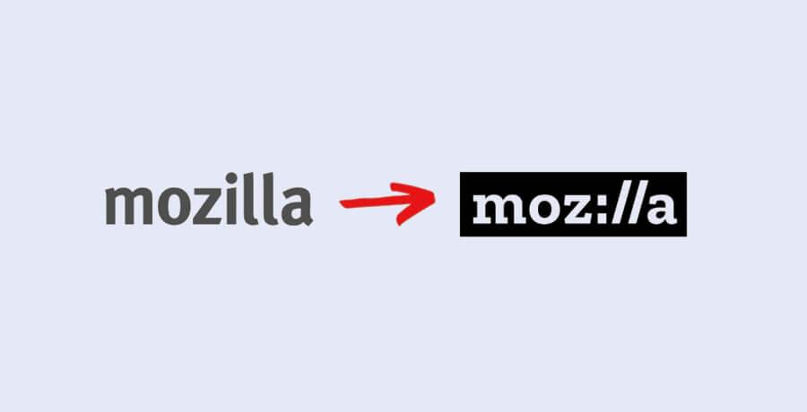 Mozilla - Logo Redesign