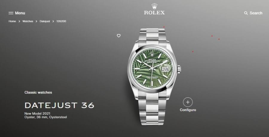 Rolex Branding Strategy