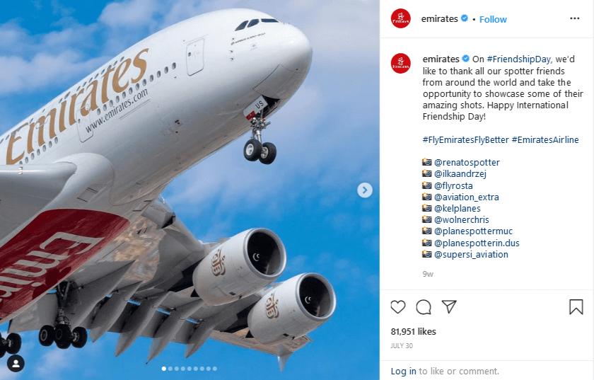 Emirates - Visual Identity